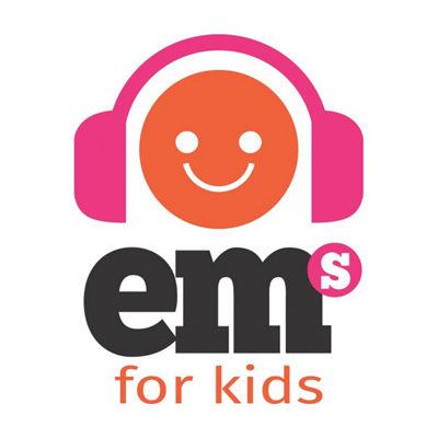 Ems for Kids Hearing & Noise Protection Earmuffs – Pink