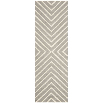 Safavieh Kids Collection Seachlann Geometric Runner Rug