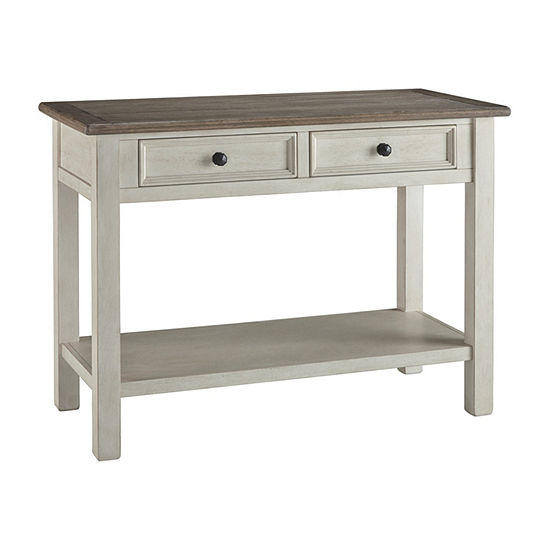 Signature Design by Ashley® Bolanburg 2-Drawer Console Table
