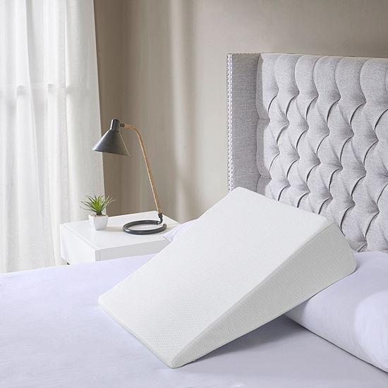 Sleep Philosophy Wedge Memory Foam Pillow