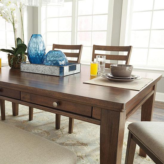 Signature Design by Ashley® Prestonwood Dining Bench