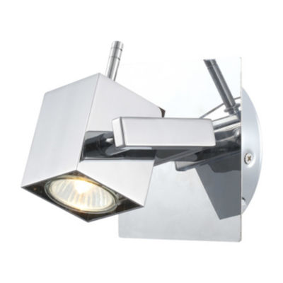 Eglo Manao Chrome 50 watt 1-Light Spot Light