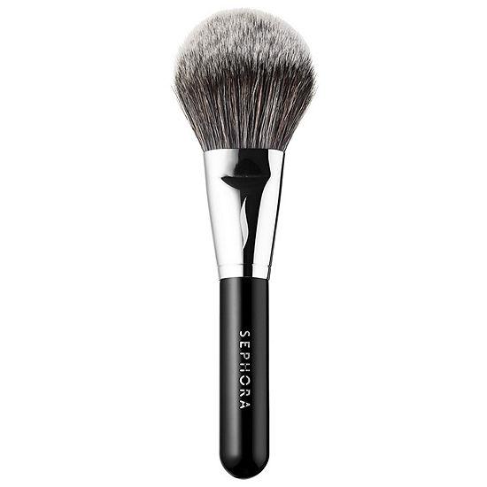 SEPHORA COLLECTION PRO Mini Flawless Light Powder Brush #50.5