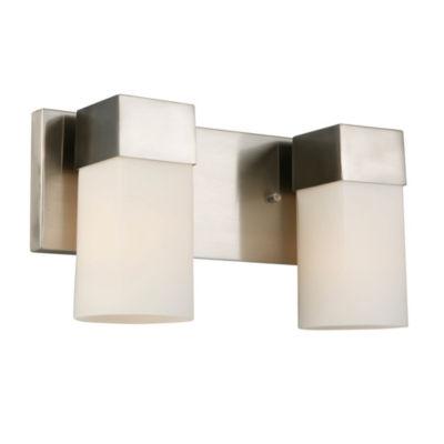 "Eglo Ciara Springs 2-Light 13"" Bath Vanity Wall Light"