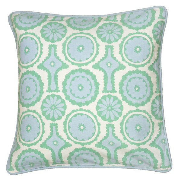 Rizzy Home Rowan Geometric Decorative Pillow