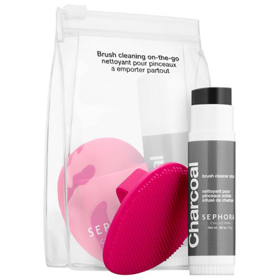 SEPHORA COLLECTION Mini Brush Cleaning Set