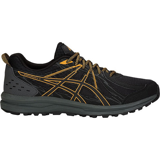 Asics Frequent Trail Mens Lace Up Running Shoes
