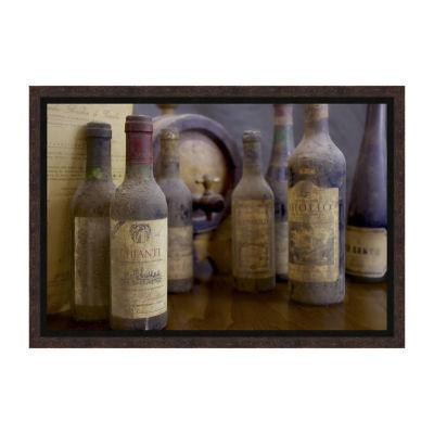 Antico Cantina - Toscana Framed Print