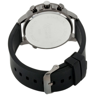 Womens Black Bracelet Watch-Am4007bk50-085