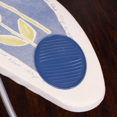 Household Essentials Afer Ergon Steel Mesh Wide Top Half Moon Ironing Board