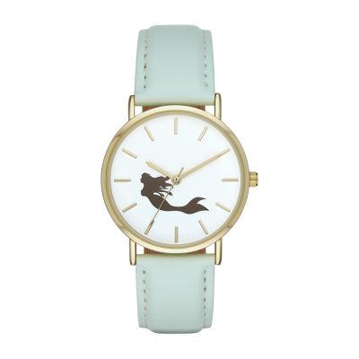 Womens White Strap Watch-Fmdbp001a