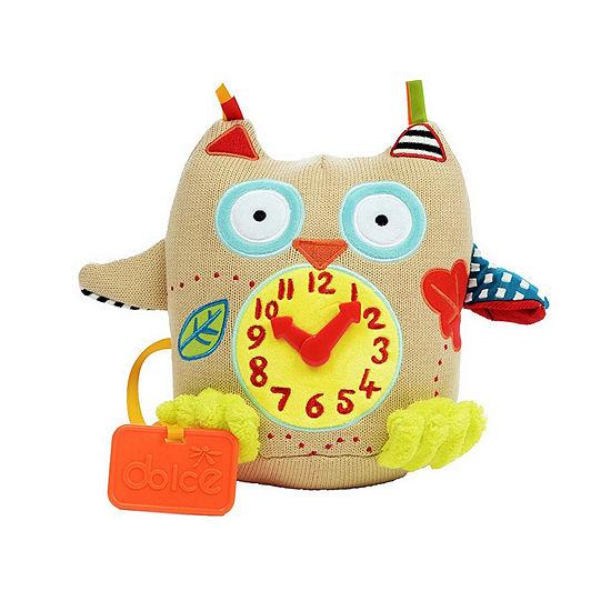 My First Owl Clock