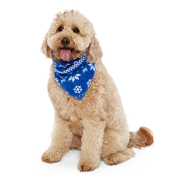 North Pole Trading Co. Pet Bandana