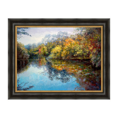 Waters Beauty Framed Print