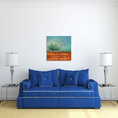 Motivational Wall Art Two Lasting Gifts Wall DecorPanel