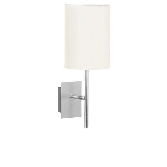 """Eglo Sendo 1-Light 6"""" Aluminum Wall Light"""