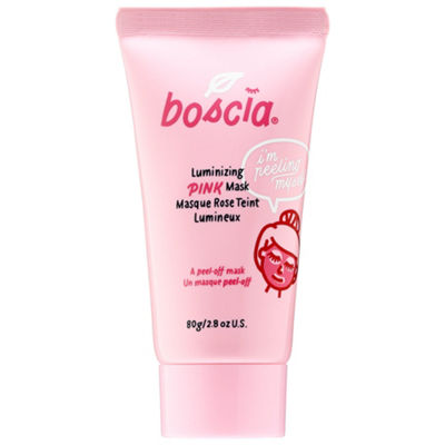 boscia Luminizing Pink Charcoal Mask
