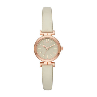 Womens Gray Strap Watch-Fmdcp001c