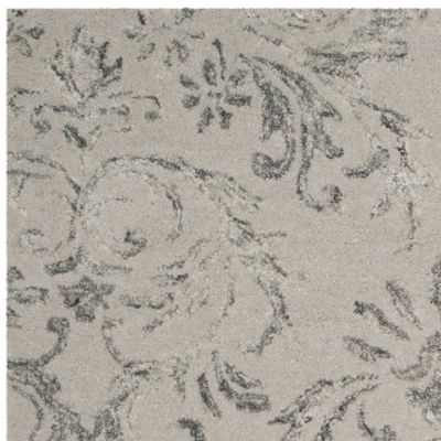 Safavieh Glamour Collection Aaron Damask Area Rug