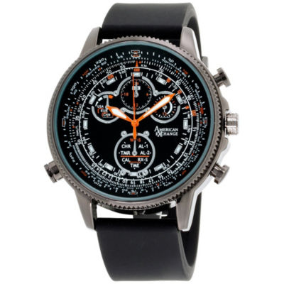 Womens Black Bracelet Watch-Am4007bk50-086
