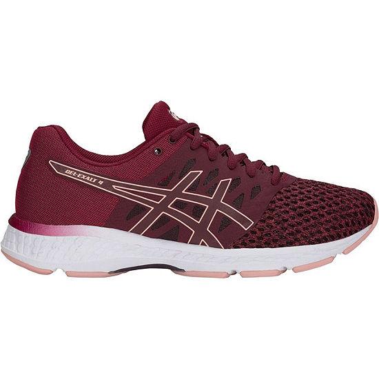 Asics Gel-Exalt 4 Womens Lace-up Running Shoes