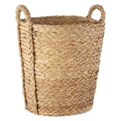 Peyton and Parker Cattail Basket