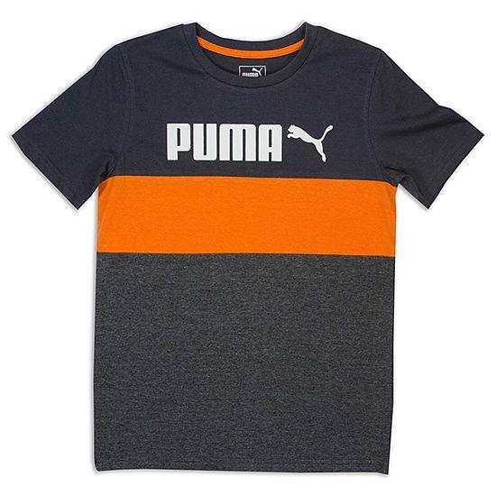 Puma Kids Apparel Graphic T Shirt Big Kid Boys JCPenney 5a86a5250
