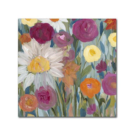 Trademark Fine Art Carrie Schmitt Earth at Daybreak Giclee Canvas Art