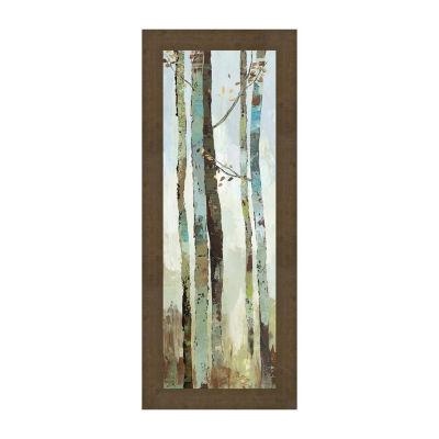 Towering Trees II Framed Print
