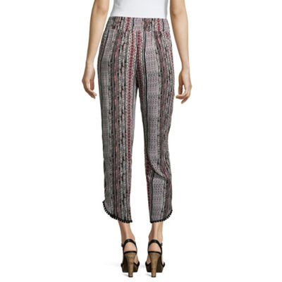 Alyx Womens Tapered Pull-On Pants