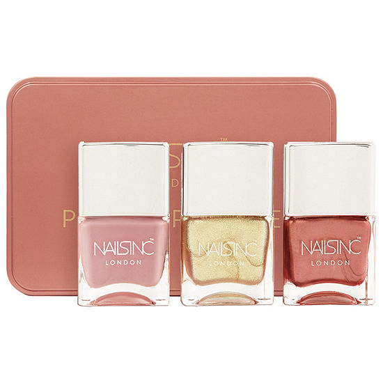 NAILS INC. Polish Palette Nail Set