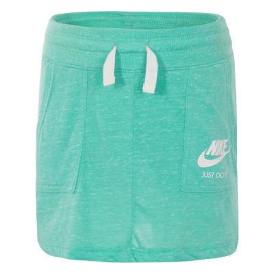 Nike Gym Vintage Skirt - Girls Pre-School 4-6X