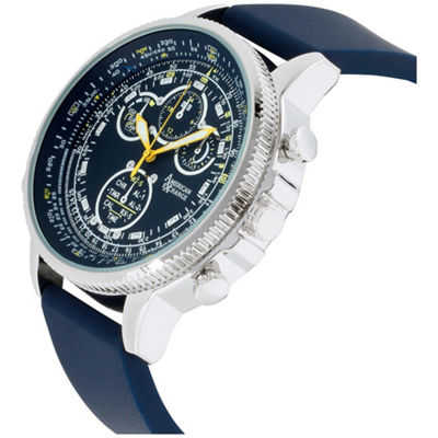 Womens Blue Bracelet Watch-Am4007s50-007