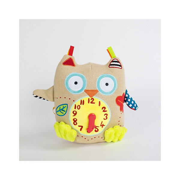 Dolce Small Owl Clock