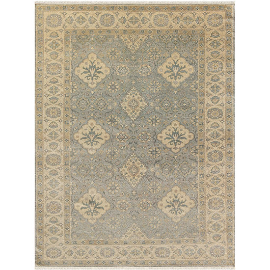 Amer Rugs Anatolia AB Hand-Knotted Wool Rug