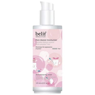 belif Pore Cleaner Moisturizer