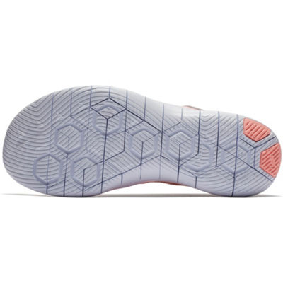Nike Flex Contact Girls Running Shoes Slip-on - Big Kids
