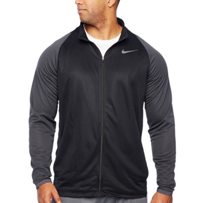 Nike Mens Long Sleeve Quarter-Zip Pullover Big and Tall