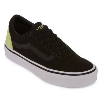 Vans Ward Boys Skate Shoes Lace-up - Big Kids