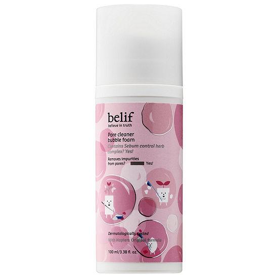 belif Pore Cleaner Bubble Foam
