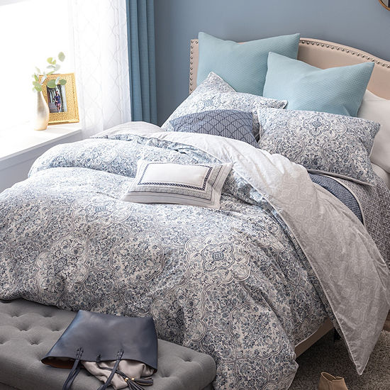 Jcpenney Bedspreads And Comforters.Jcpenney Home Ajanta 4 Pc Comforter Set