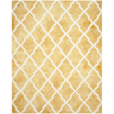 Safavieh Dip Dye Collection Petra Geometric Area Rug