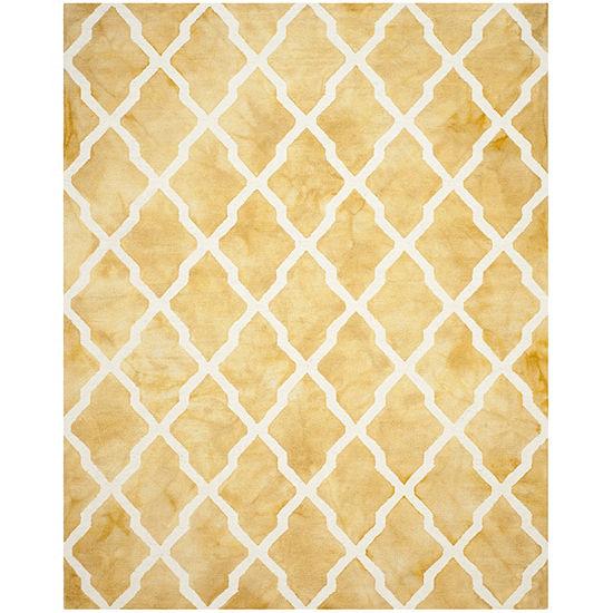 Safavieh Dip Dye Collection Petra Geometric Area Rug