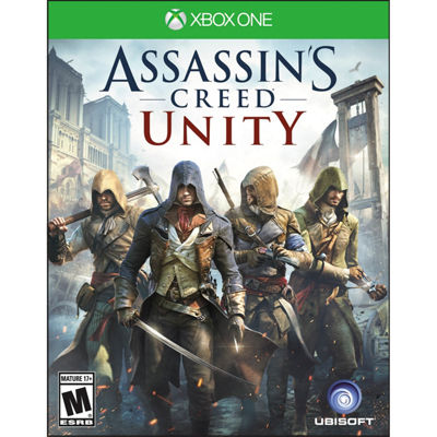 XBox One Assassins Creed: Unity Video Game