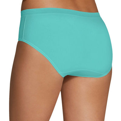 Fruit Of The Loom 5-Pack Womens Everlight Brief Panties  - 5DEL50F