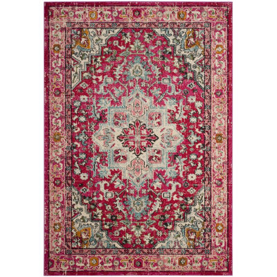 Safavieh Monaco Collection Charla Oriental Area Rug