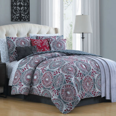 Avondale Manor Emeline 12-pc. Comforter Set with Throw