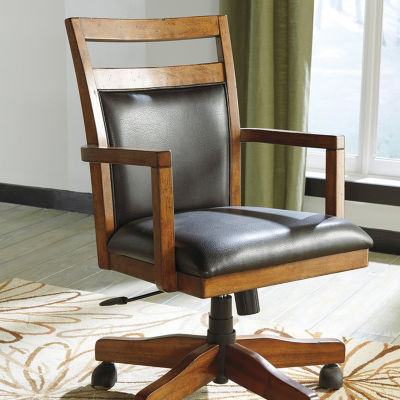 Superbe Signature Design By Ashley® Lobink Home Office Desk Chair