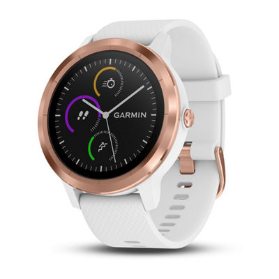 Garmin Vivoactive Unisex White Smart Watch-0100176909jcp