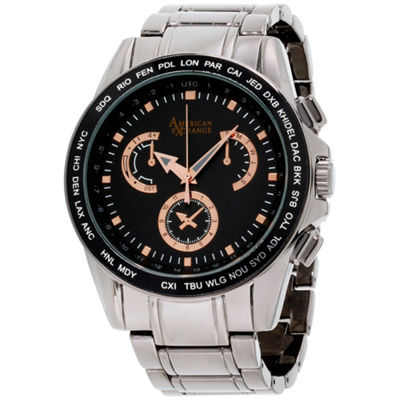 Womens Gray Watch-Am4019bk50-264